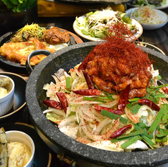 KOREAN DINING RICHOUEN IKUNOTEN